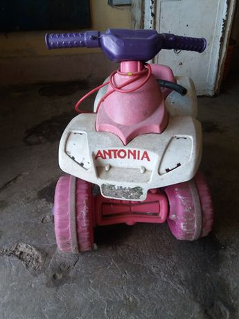 Vand tricicleta electrica