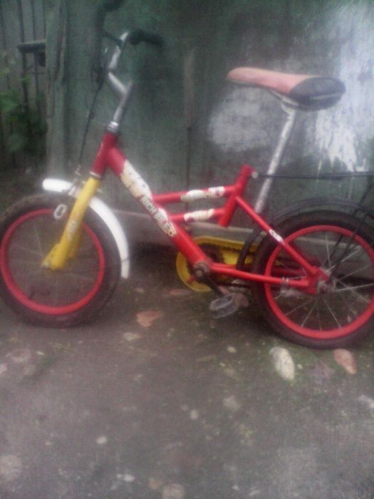 Bicicleta pentru