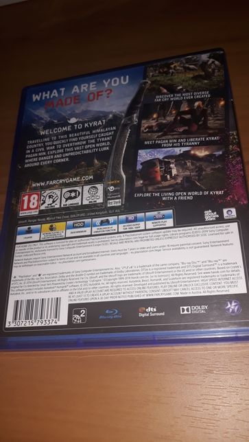 Farcry 4 -PS 4