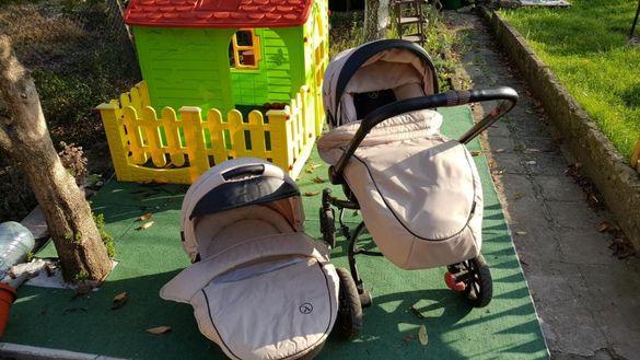 Комбинирана бебешка количка Coletto Marcello