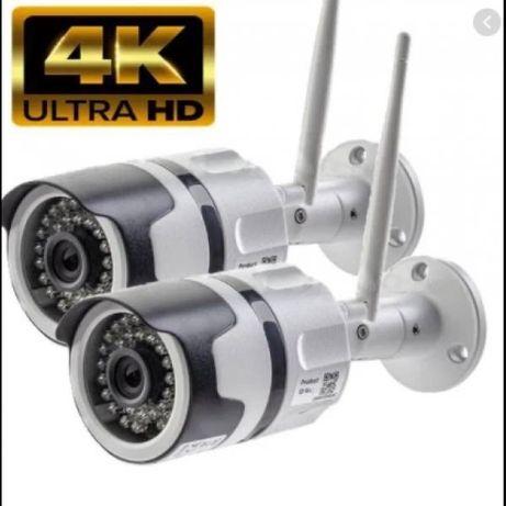2 бр. Безжична Bullet Камера WI-FI-2mpx