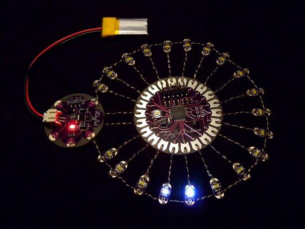 Лилипад LilyPad 328 Arduino