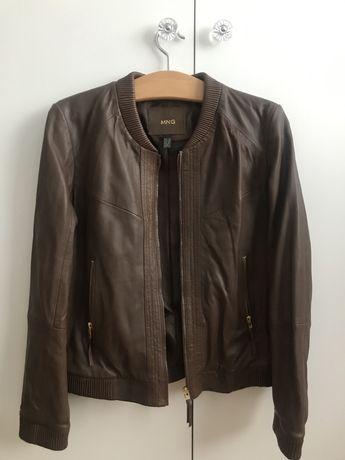 Кожаная куртка р42-44