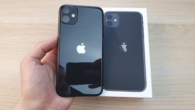 iPhone в рассрочку Без Банков 11 Black 128GB