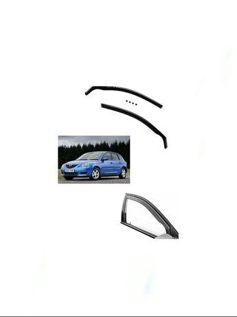 Ветробрани Mazda 3 (2003-2009)- 4/5 врати-  (2бр. в комплект)
