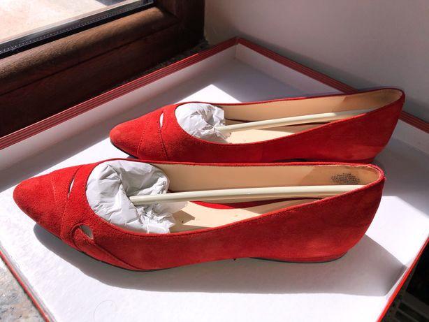 Pantofi balerini NineWest 36,5-37