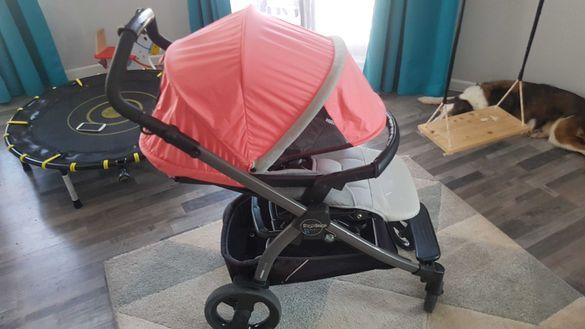 Комбинирана бебешка количка 3в1 Peg Perego Elite modular, book 51
