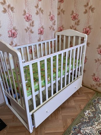 Российская детская кровать