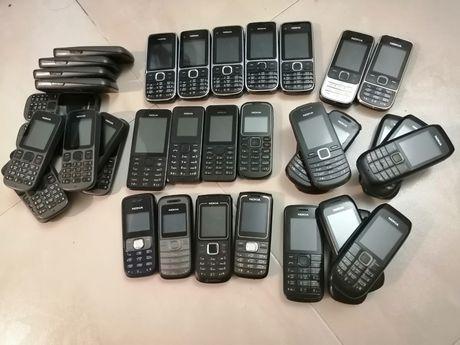 Nokia 100,101,1616,105,106,208,113,C2,2700,2730,1208,1200,1661,и др.