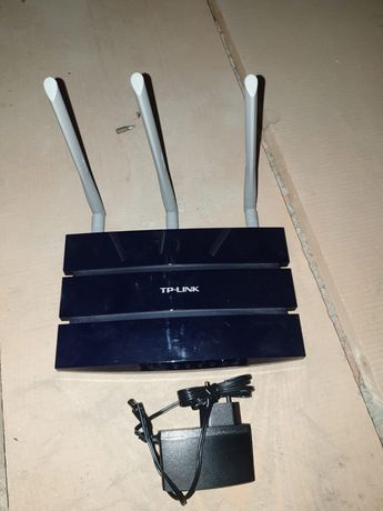 Router tp-link wireless 450 MBps+ alimentator