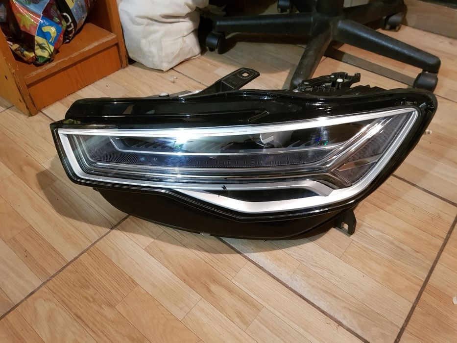 far full led matrix audi a6 4g facelift Bucuresti - imagine 1