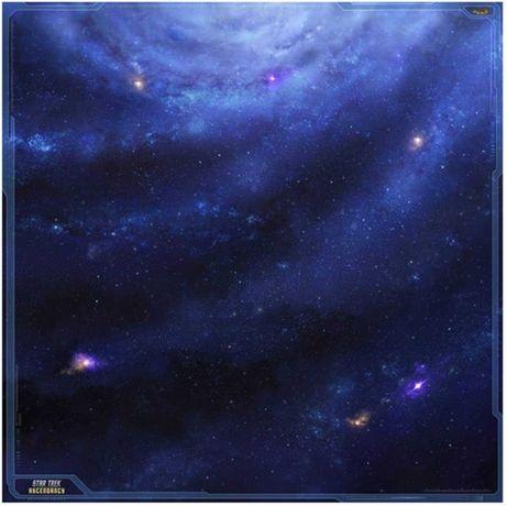 Галактическа карта Star Trek Ascendancy Gale Force Nine Play Mat