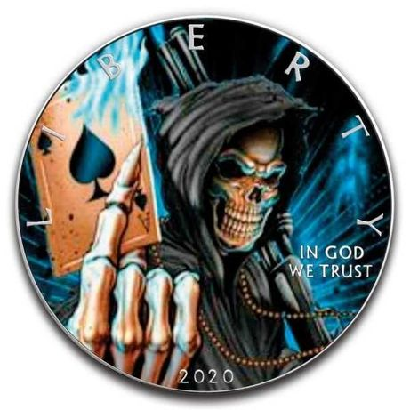 Monede argint Statele Unite