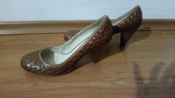 Дамски обувки на ток/есен-пролет/-40 номер