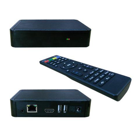 TH100 IPTV Set-top-box (плейър за интерактивна телевизия ИПТВ)
