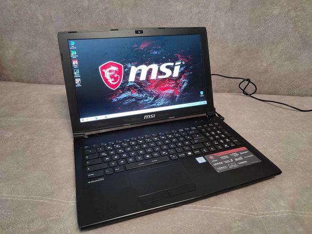 """Игровой MSI GL62 15,6""""FullHD/i5-6300HQ/8GbDDr4/SSD256/GeForce GTX960M"""