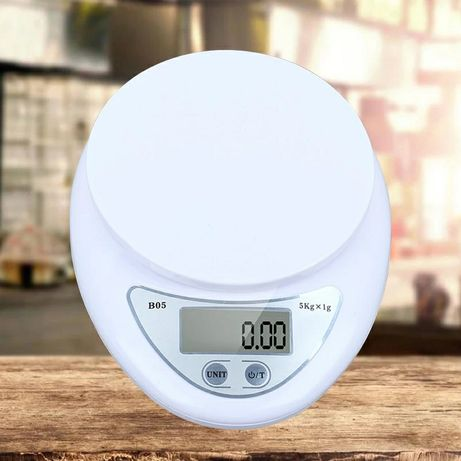 Кухонные весы новые