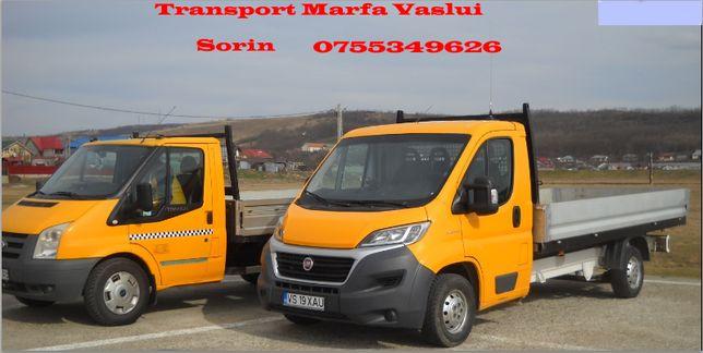 Transport Marfa Vaslui