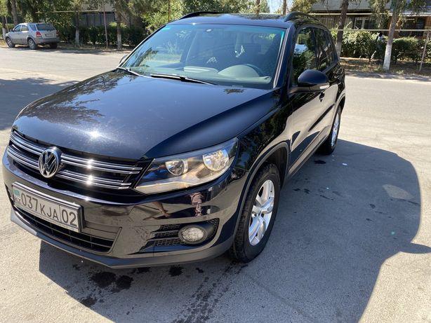 Продается авто Volkswagen Tiguan