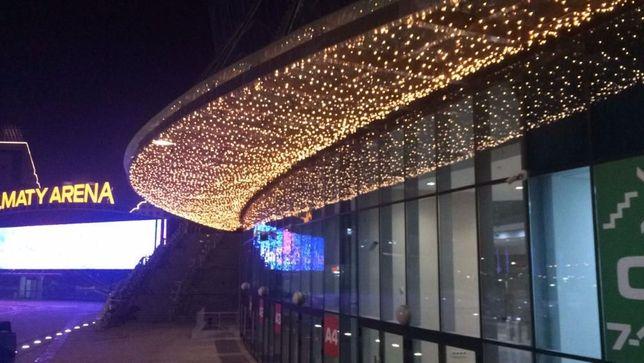 Светодиодные гирлянды в Алматы