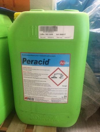 Acid Peracetic