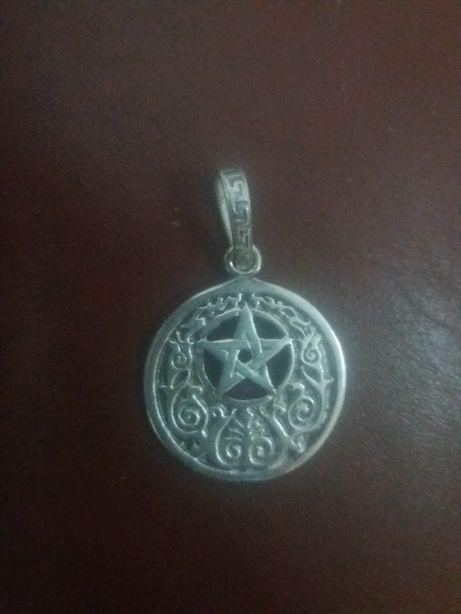 Medalion argint