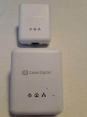 powerline av200 canal digital