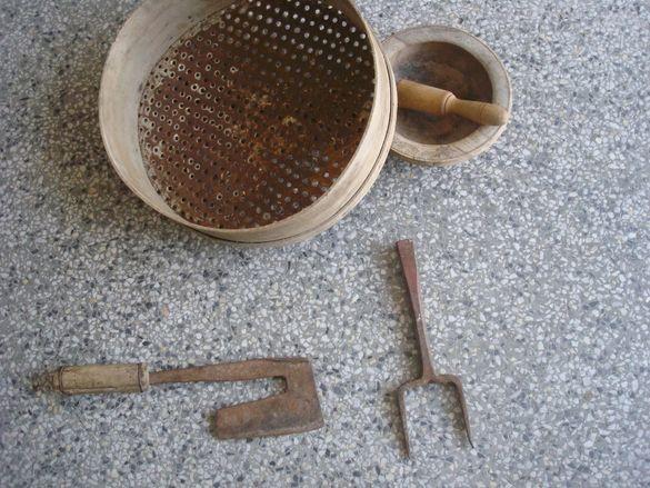 Старинни битови предмети