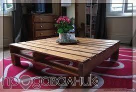 Мебели от палети!