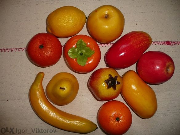 Декорация плод