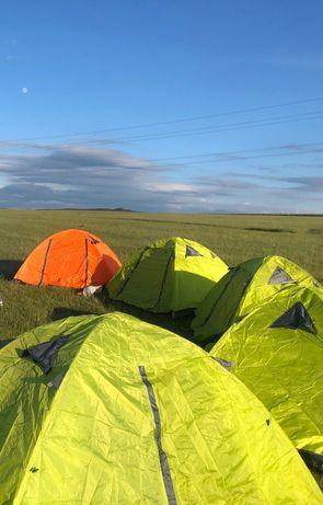 Палатки двухместные Chanodug