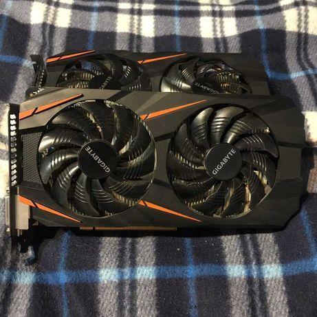 Gigabyte NVIDIA GeForce GTX 1060 6Gb
