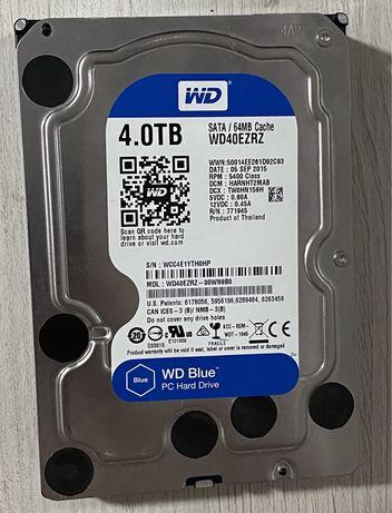 Жёсткий диск Western Digital 4TB Blue