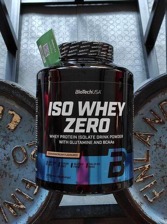 Iso whey zero протеин 2.300кг