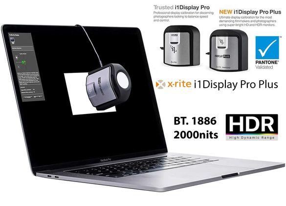 Калибриране X-Rite i1Display Pro Plus HDR - 2000nits - BT.1886