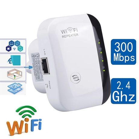 Репитор усилитель вай-фай сигнала Repeater повторитель Wi-Fi репитер