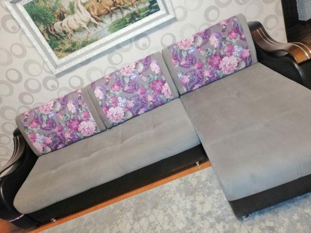 мебель мягкая диван угловой