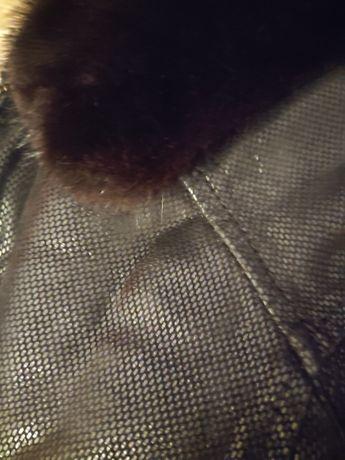Дублёнка и весенняя куртка