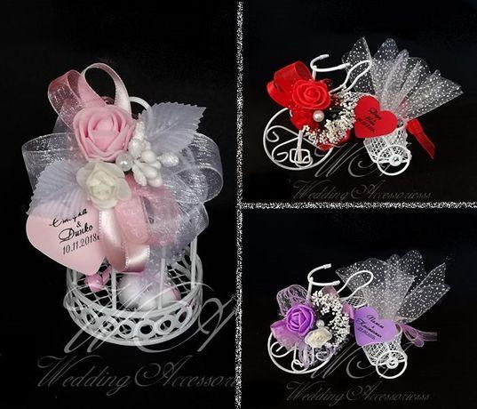 Сватбени подаръци за гости- подаръци за сватба, сватбени подаръчета