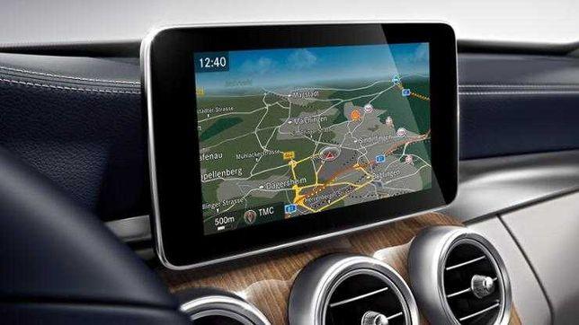 Harti navigatie 2021 Mercedes-Benz A B C CLA CLS E GLA GLC G M GLE SLK