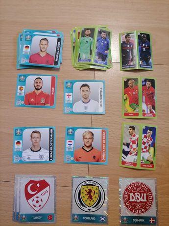 Stickere Panini EURO 2020 - Fotbalisti