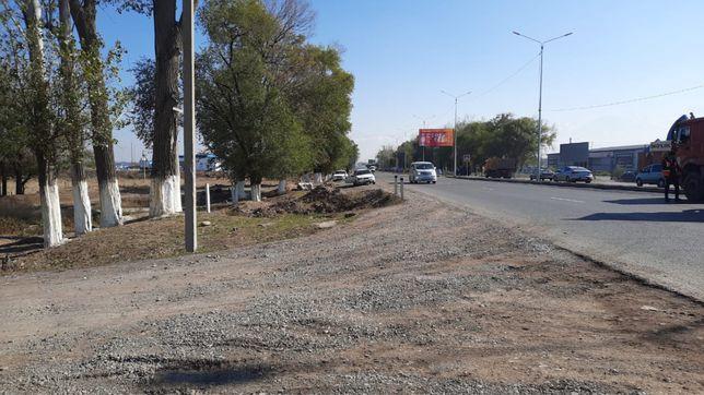 Участки Каскелен Ташкентский трассы Напротив Барыса