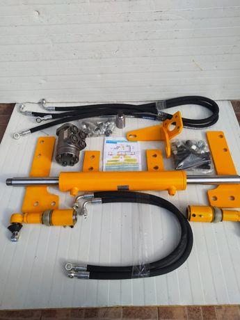 Servodirectie pompa danfus u650 , kit directie