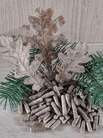 Нова по-ниска цена! Пелети от дървесина клас А1