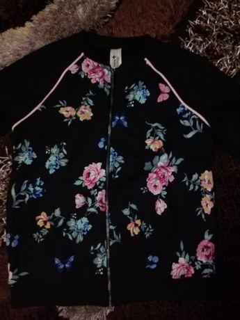 Jachetă colorata