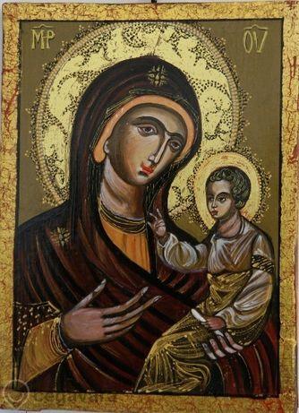 Икона Богородица Елеуса 22/32см Промоция до края на годината