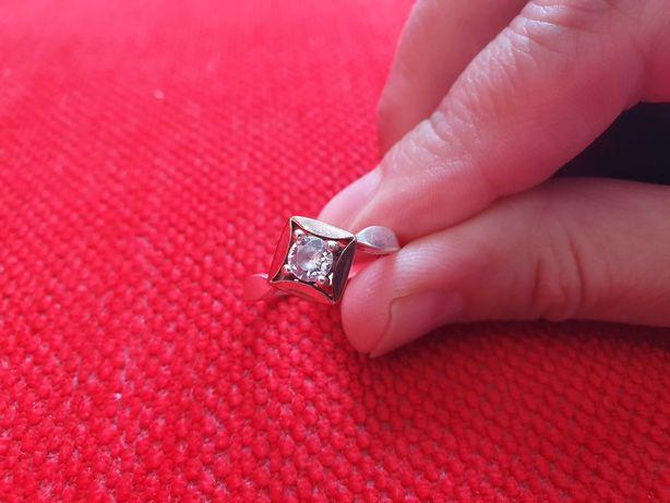 Кольцо серебро 925 проба