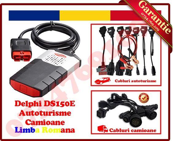 [Oferta] Tester Auto Multimarca Diagnoza Delphi DS150E Include Cabluri