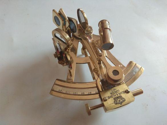 секстант ,морски навигационен уред,компас, промоция