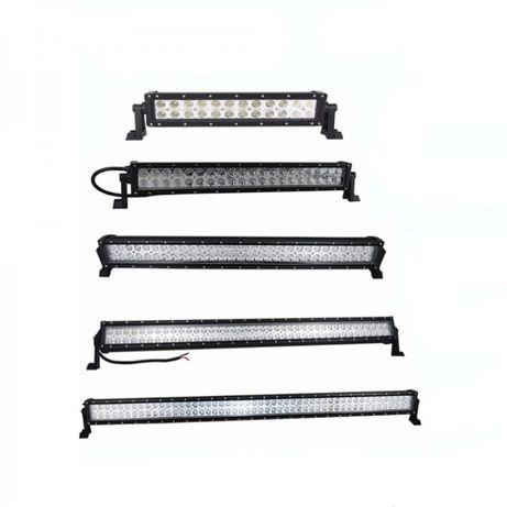 Led bar proiector auto bara cu led - uri 40, 60, 80, 105, 120 cm